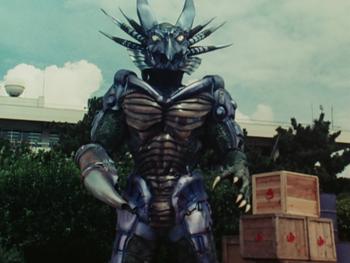 Strongest Inhumanoid Gran Zairus