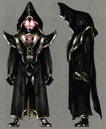Kamen Rider Extremer (Hooded) concept art