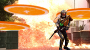 Orange Naginata Musou Slicer Step 6