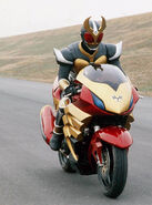 Agito riding Machine Tornador