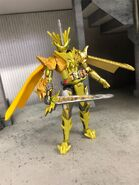 SODO Espada Golden Alangina
