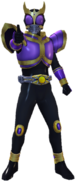 Kamen Rider Kuuga Rising Titan in City Wars