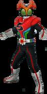 Kamen Rider Stronger in City Wars