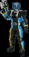 Kamen Rider Diend in City Wars