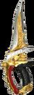 KRDr-Lupin Gunner (Blade Mode)