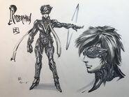 AR World Riderman Concept Art 1