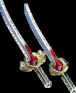 KRAg-Flame Saber