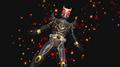 Kamen Rider Kuuga Ultimate Form in Battride War Genesis