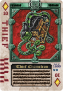 KRBl-Thief Chameleon Rouse Card