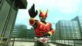 Kamen Rider Kuuga intro in Battride War Genesis
