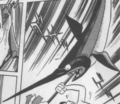 Swordfish Mutant