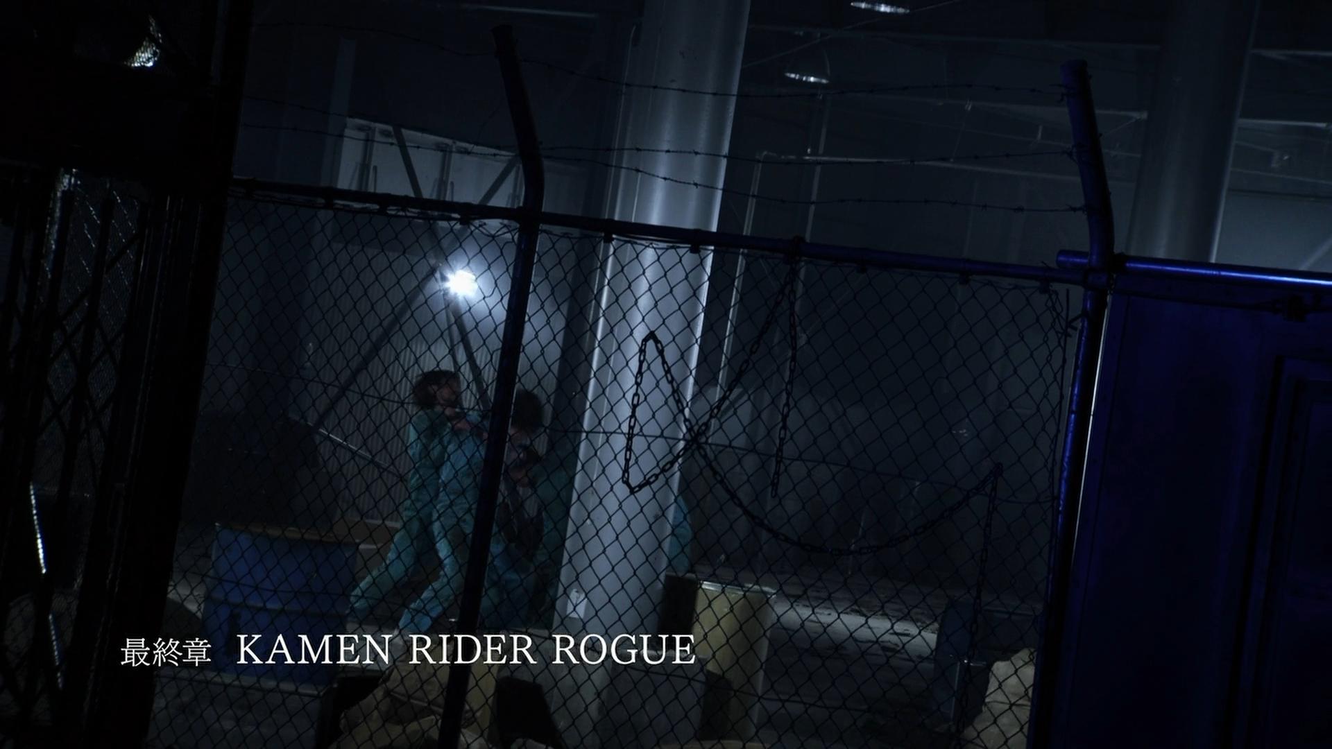 Final Chapter: KAMEN RIDER ROGUE