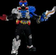 Kamen Rider Kiva Garulu in City Wars