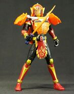 Ryugen Yomi Orange Arms