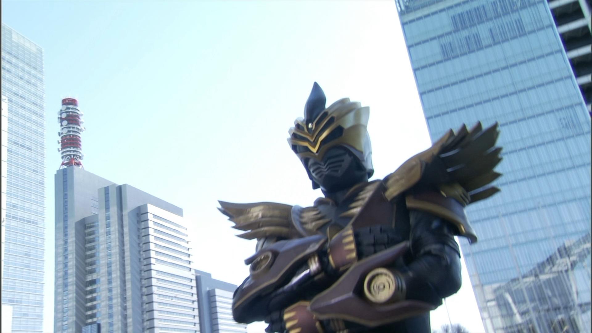 Kamen Rider Odin (A.R. World)