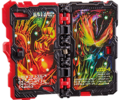 KRSa-Lucky Brave Dragon Wonder Ride Book (Transformation Page)