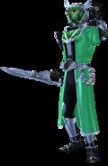 Kamen Rider Wizard Hurricane Dragon in City Wars