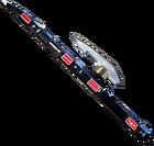 KRDO-DenGasher (G Den-O) (Jitte Mode)