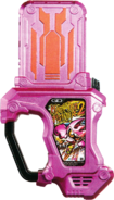 KREA-Knock Out Fighter 2 Gashat