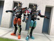 SODO Zi-O Decade Mighty Brothers