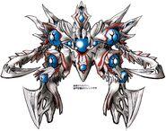 Gammaizer Magnetic Blade concept art