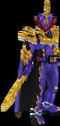 Kamen Rider Calibur Jaou Dragon in City Wars