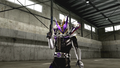 Kamen Rider Den-O Gun Form intro in Battride War Genesis