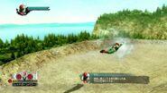 Gliding Muffler (Battride War Genesis)