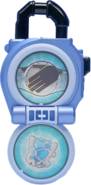 KRGa-Wizard Infinity Style Lockseed Opened