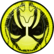 KRGh-Goemon Ghost Eyecon (Transformation Time)