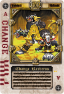 KRBl-Change Kerberos Rouse Card