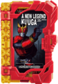 KRSa-A New Legend Kuuga Wonder Ride Book