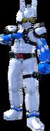Kamen Rider Eternal Kyōka Busō in City Wars