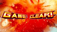 Galaxian Game Clear