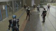Five Riotroopers