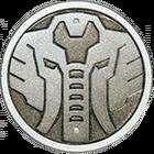 KRO-Zou Cell Medal