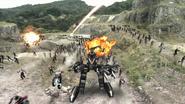 Rider War - Side Basshar