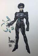 Riderman (Keita Amemiya) 3