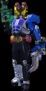 Kamen Rider Kiva Dogabaki in City Wars