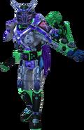 Kamen Rider Woz Futurering Shinobi in City Wars