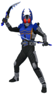 Kamen Rider Gatack in City Wars