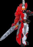 Kamen Rider Saber in City Wars