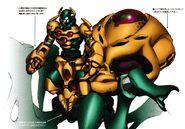Dispider Reborn Full body concept art