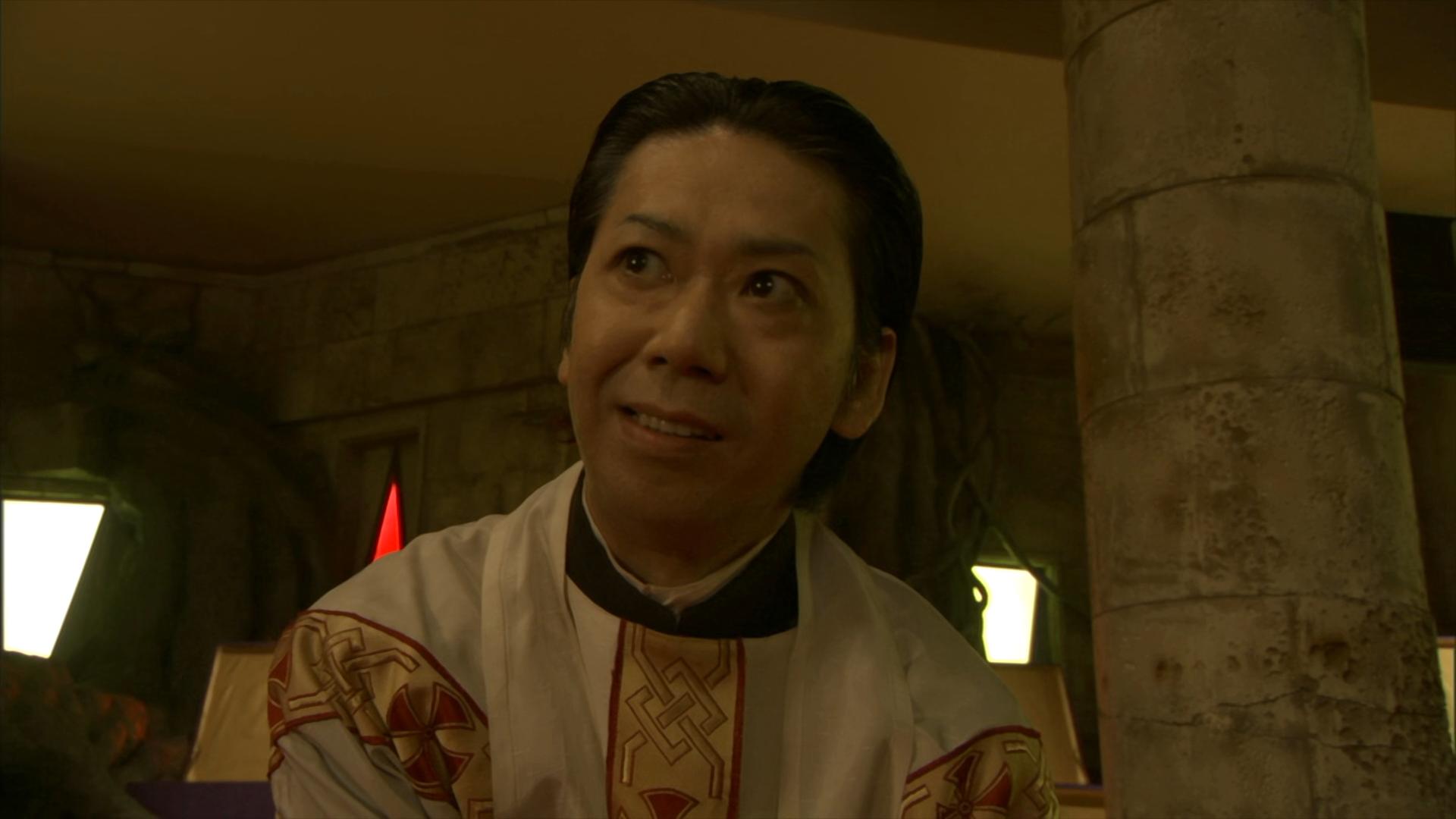 Father Roberto Shijima