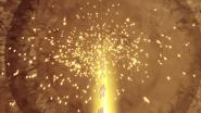 Trinity Time Break Burst Explosion (Saikyo Girade) Step 2