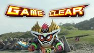 KRC Aranbura Game Clear