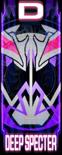 KRGh-Deep Specter Ghost Eyecon (Top Sticker)