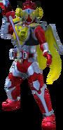 Kamen Rider Baron Lemon Energy in City Wars