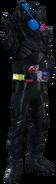 Kamen Rider Bulid Hazard in City Wars