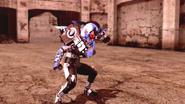Kamen Rider Gatack intro in Battride War Genesis